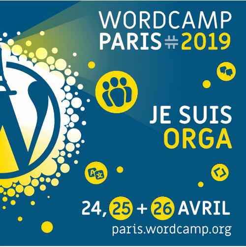 organisateur wordcamp paris